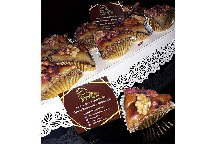 Gâteau  YAZAFIR GATEAUX